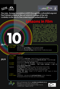 10 lessons on film