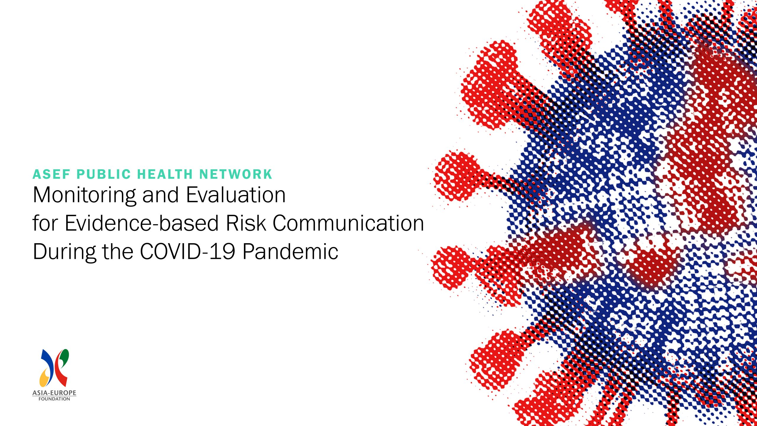Monitoring and Evaluation for evidence-based risk communication during the COVID-19 pandemic